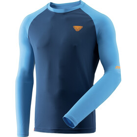 Dynafit Alpine Pro LS Tee Men methyl blue